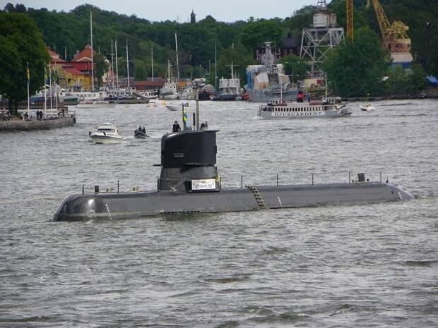 Подлодка-призрак A26 для ВМС Швеции