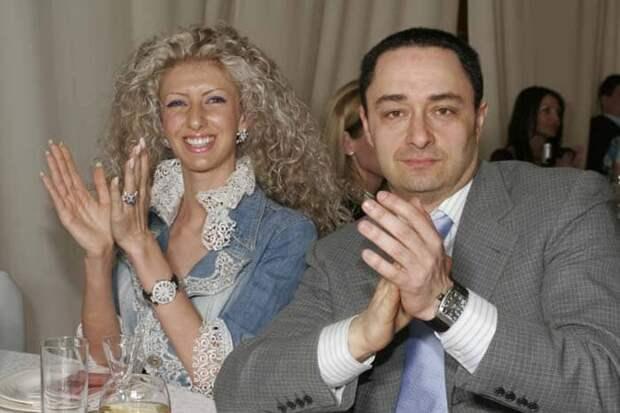 Изольда Ишханишвили с мужем | Фото: stuki-druki.com