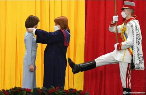 Конституционный переворот в Молдове состоялся. Впереди битва стенка на стенку
