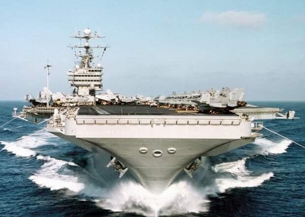США уведомили Турцию об отправке кораблей в Черное море