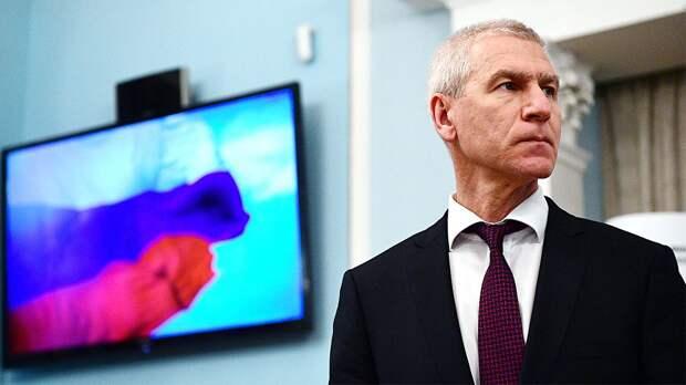 Министр спорта Матыцин назвал безобразием избиение судьи после матча в Грозном