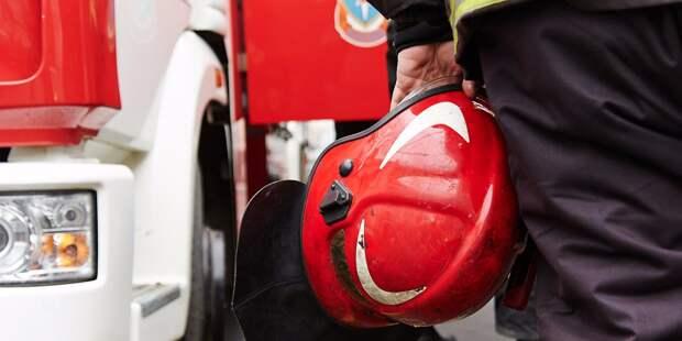 Два человека погибли в результате пожара в квартире в Путевом проезде