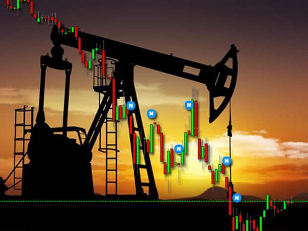 Нефть дешевеет, Brent опустилась ниже $68 за баррель