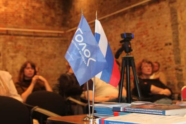 Антироссийский «Голос»: ассоциация заранее готовилась к провокациям на голосовании