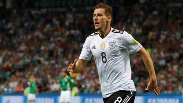 Горецка может пропустить первый матч сборной Германии наЕвро-2020