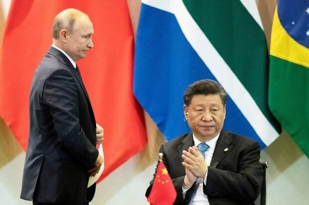 Китайцы согласились с Путиным, что России и КНР не нужен военный альянс
