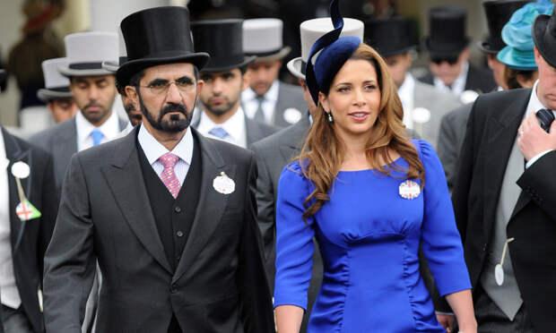 Принцесса Хайя и Мохаммед ибн Рашид аль-Мактум. / Фото: www.hsmedia.ru