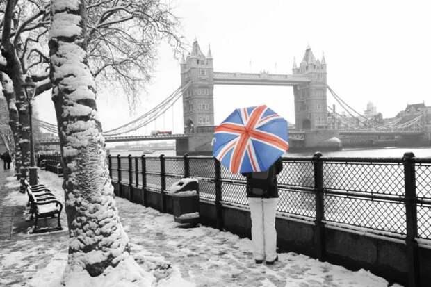 """Великобританию может ждать повторение """"Зимы Недовольства"""""""