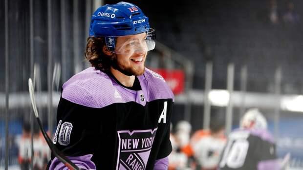 Панарин обошел Афиногенова по голам в НХЛ