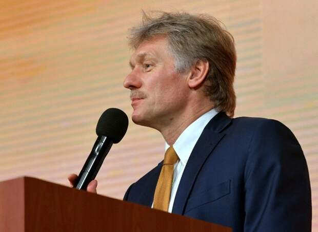 Песков прокомментировал присутствие иностранных дипломатов на заседании по делу Навального