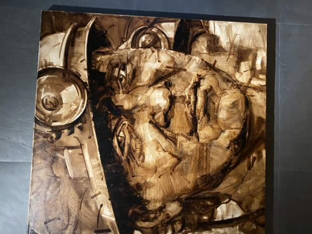 Выставка «Даешь Кузбасс!» в Третьяковке. Часть 3