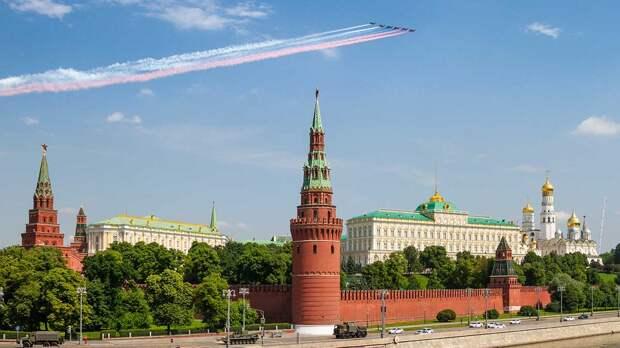 Песков рассказал о рисках для воздушной части парада Победы