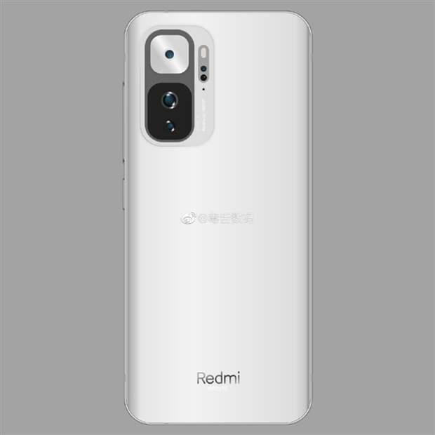 Новый смартфон Redmi показали на рендере