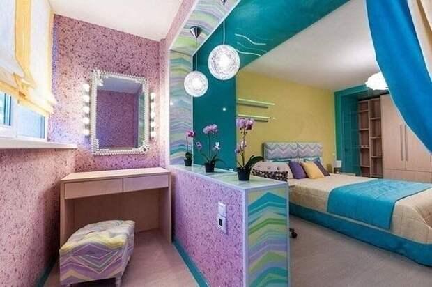 Совместимость комнат и лоджий на уровне искусства!