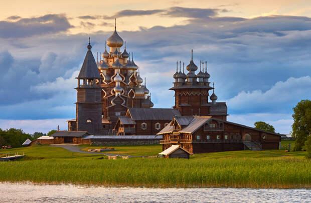 Иностранцы о любимых местах в России
