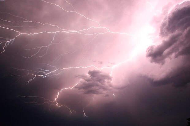 Москвичей предупредили об опасной погоде
