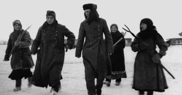 Почему возникали романы между немецкими военнопленными и советскими женщинами