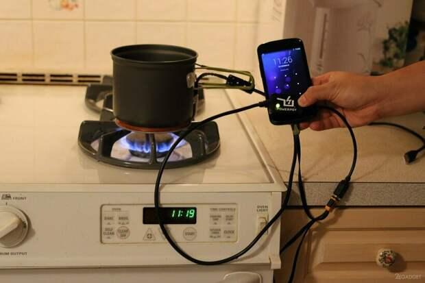 Какой способ зарядки телефона может стать популярным в ближайшее десятилетие