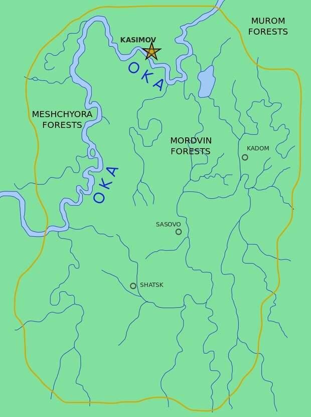 Касимовцы в Смуту: метания между Лжедмитрием и Шуйскими, уязвленный чингизид и выгоревший город