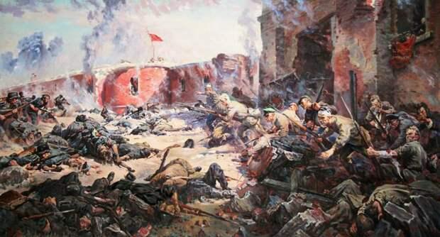 Почему выстояли русские и провалилась молниеносная война Гитлера