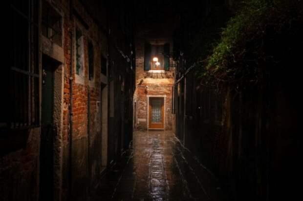 Задумчивая Венеция в фотографиях Albert Dros