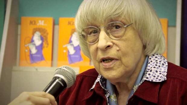 «Шендерюги и навальнюги». Знаменитая поэтесса обрушилась на русофобов и либералов