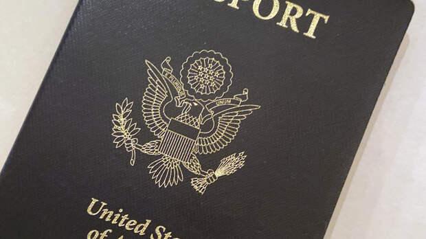 В США выдали первый американский паспорт с отметкой о гендере «X»