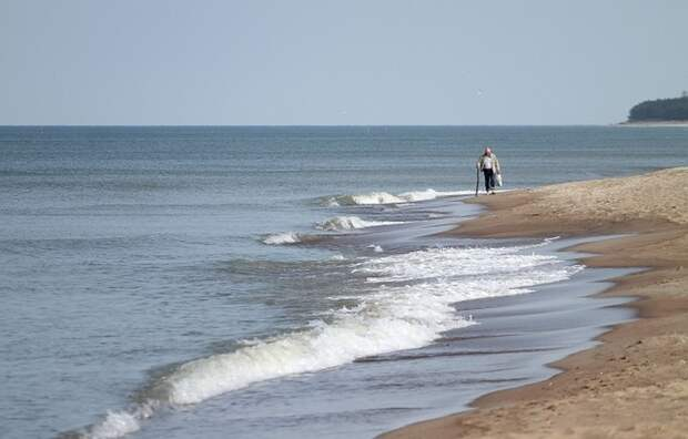 Роман Вильфанд назвал самое теплое море в России