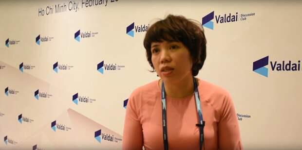 До Хыонг Лан о российско-вьетнамском сотрудничестве