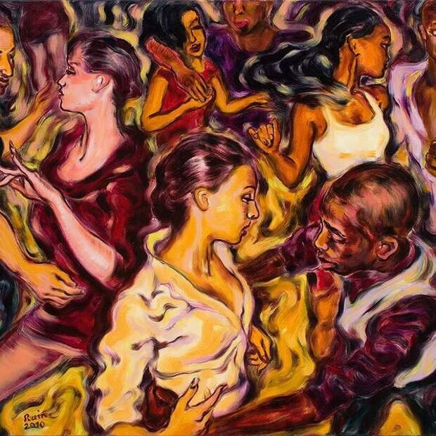 Танец, как метафора отношений