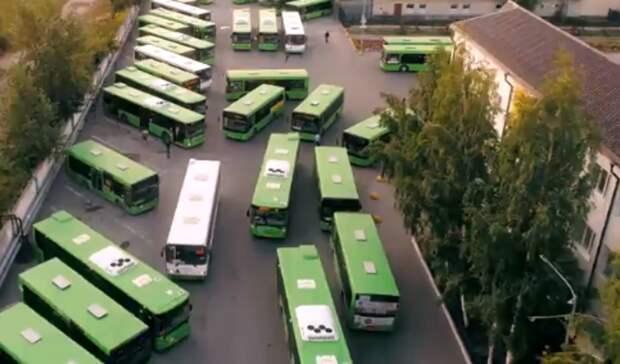 В Тюмени не хватает автобусов из-за серьезных проблем с запчастями
