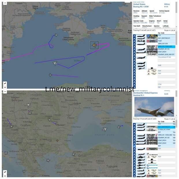 Бомбардировщики США отработали нанесение ядерных ударов по Крыму с территории Украины