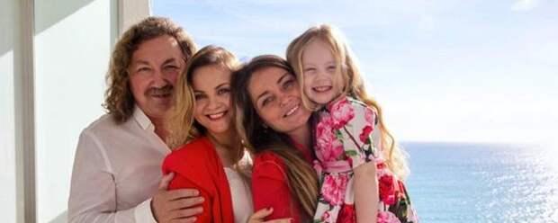 Игорь Николаев выложил трогательные кадры со своими дочерьми