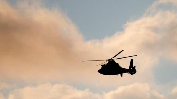В ХМАО сельские жители прогнали вертолет, который прибыл за ковидным больным