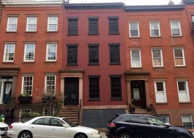 Несуществующий дом: 5 зданий, от которых остался только фасад