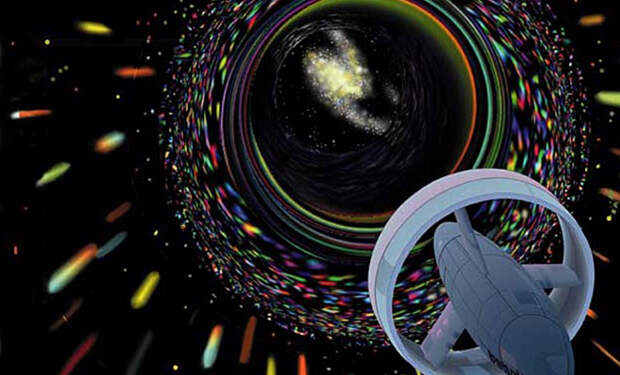 Ученые рассказали о принципах работы двигателя, который позволяет двигаться быстрее скорости света