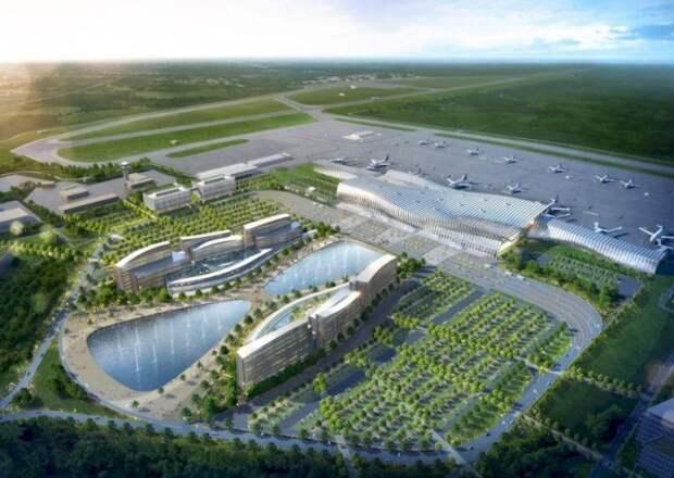 Новый терминал международного аэропорта Симферополь начнет работу с 8.00 16 апреля