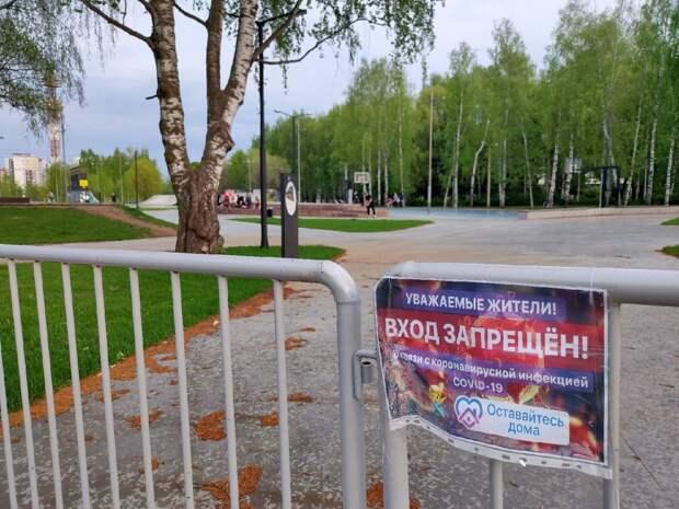 Ослабление режима самоизоляции в Удмуртии, отмена общих перемен в школах и надпись в небе над Новосибирском: что произошло минувшей ночью