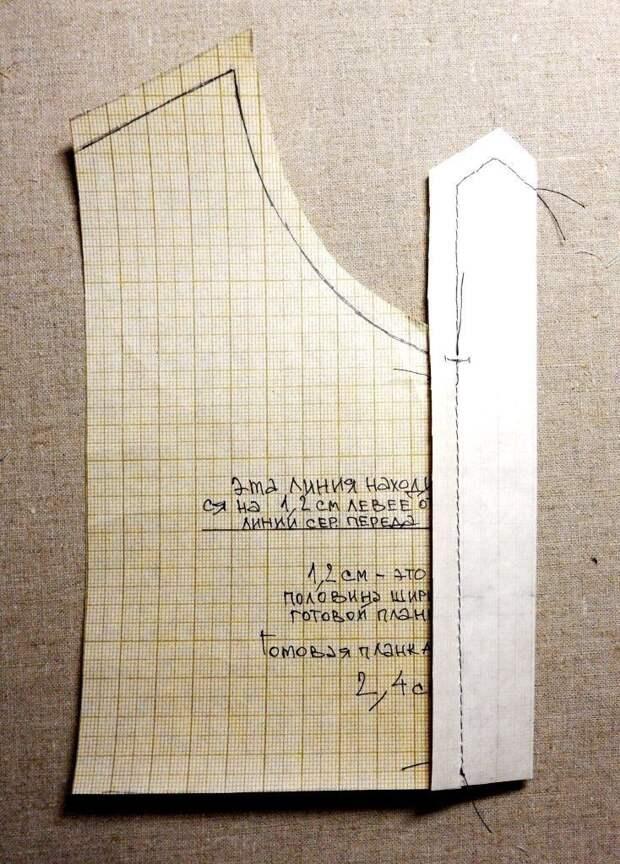 Оригинальный воротничок для стильной офисной рубашки 4