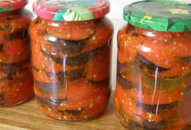 Салат«БАКАТ» или закуска из баклажанов «ЮЖНАЯ НОЧЬ» — вкусная советская заготовка