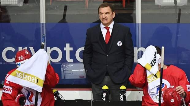 «Против нас все играют от обороны». Что говорили тренер и игроки сборной России после тяжелой победы над Данией