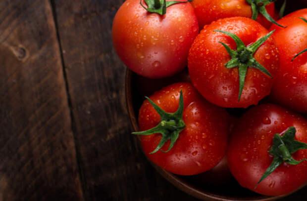 Ученые объяснили, как лучше хранить помидоры