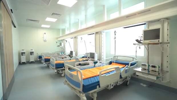Амбулаторный онкоцентр Боткинской примет первых пациентов в конце сентября