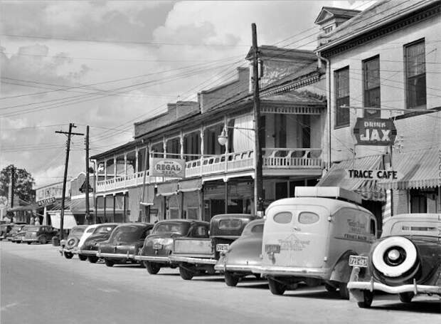 Порт-Гибсон, Миссисипи, август 1940 года