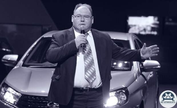 """На каких авто ездит высшее руководство """"АвтоВАЗа"""""""