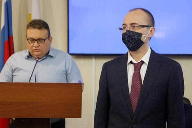 Вопросы внутренней политики Краснодара будет курировать Антон Смертин