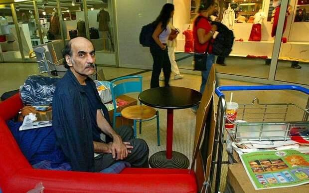 3 забавных факта об иранце, который 18 лет жил в аэропорту Парижа