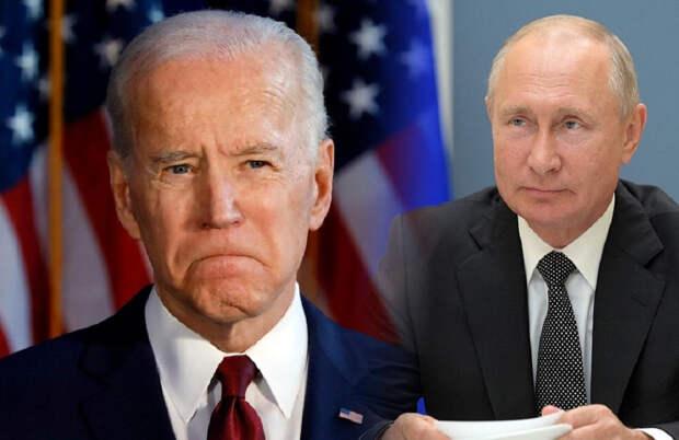 Байден встретится с Путиным на саммите 15 июня в Женеве