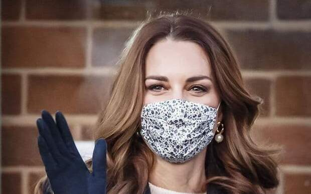 Кейт Миддлтон изолировалась во дворце из-за подозрения на COVID-19