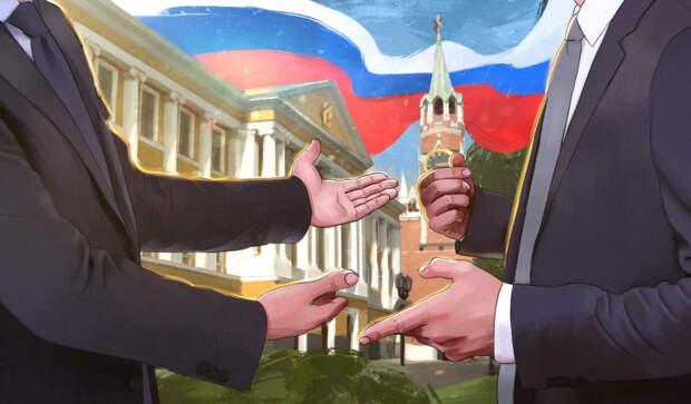 Александр Роджерс: В России произошла социалистическая революция